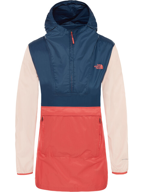 The North Face Fanorak 2.0 Women spiced coral multi